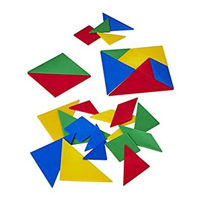 Linex 28 Piece Tangrams Kit