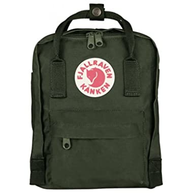 Fjallraven Kanken Mini Daypack, Forest Green