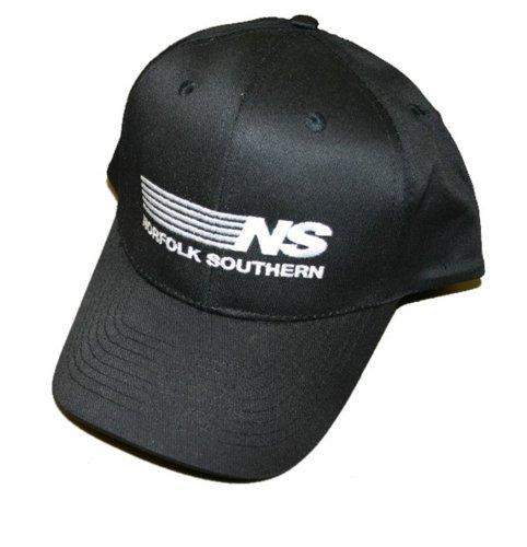 Daylight Sales Norfolk Southern Railway Embroidered Hat [hat32] Black (Norfolk Southern Hat)