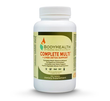 Complete Multi Liver Support tablets product image