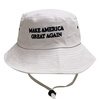 Bd2024 Trump Make America Great Again Bucket Hat White