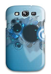 Eric S Reed ApTqbJP1833Qwmuq Case Cover Skin For Galaxy S3 (shapes Abstract)