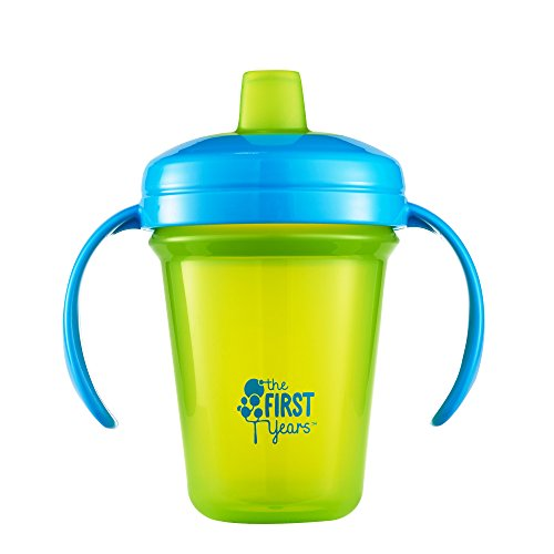 The First Years Soft Spout Stackable Trainer Cup - Colors May Vary
