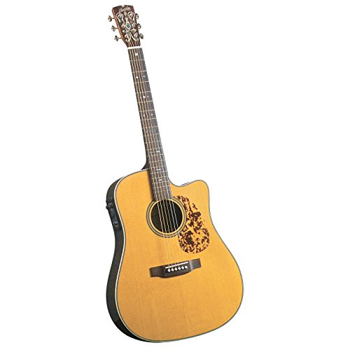 Series Acoustic Electric Guitar - Blueridge BR-160CE Historic Series Cutaway Acoustic-Electric Dreadnought Guitar