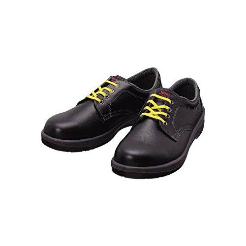 シモン 静電安全靴 短靴 7511黒静電靴 25.5cm 7511BKS-25.5 B00HEHOX2I