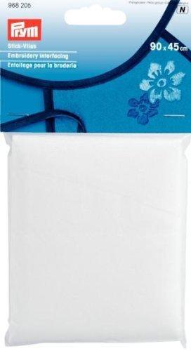 Stick-Vlies 90x45 cm weiß