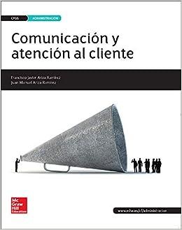 LA - Comunicacion y atencion al cliente GS. Libro alumno.: Amazon ...