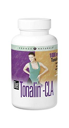- Source Naturals Diet Tonalin CLA, May Help Reduce Body Fat, 90 Softgels