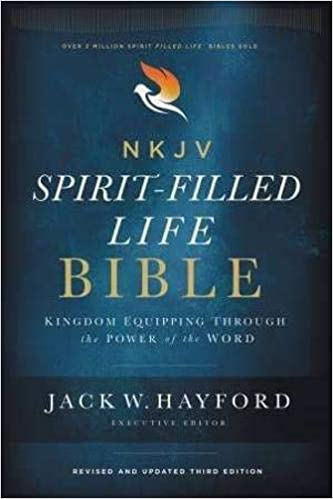 NKJV, Spirit-Filled Life Bible, Third Edition, Hardcover, Red Letter