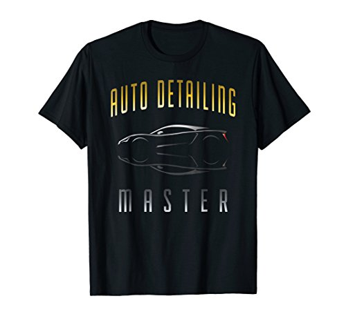 Auto Detailing Master T-Shirt