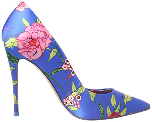 sale get to buy Aldo Women's Stessyf Closed Toe Heels Multicolour (Brilliant Blue Bold Floral Print 8) with credit card 2014 newest sale online buy cheap 100% authentic i6Iu12t