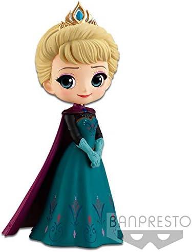 Disney Elsa Figura QPOSKET Anna 14 CM, Multicolor (1): Amazon.es ...