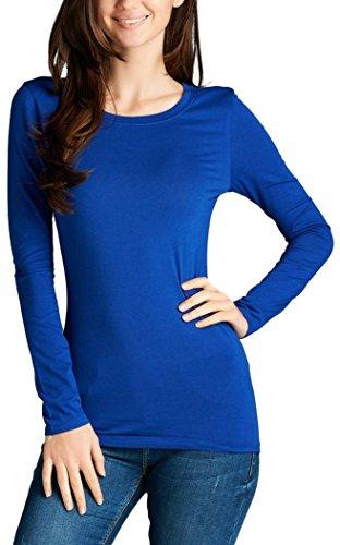 Blue Striped Ls Shirt - 2