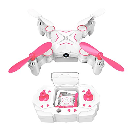 24GHz-Rc-Quadcopter-Mini-Drone-With-100W-HD-Camera-Collapsible-WiFi-FPV-Quadcopter-Pink