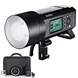 Godox AD400Pro WITSTRO All-in-One Outdoor Flash AD400Pro Li-on Battery TTL HSS Built-in Godox 2.4G Wireless X System