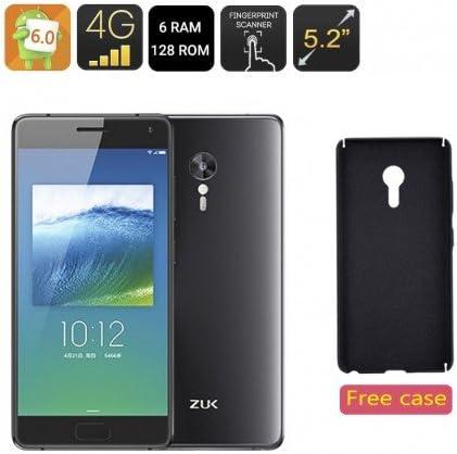 Lenovo ZUK Z2 Pro Smartphone Android 6.0, CPU Snapdragon 820, 6GB ...