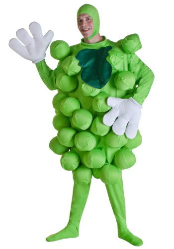 Grape Costume Balloon (Green Grapes Costume Standard)