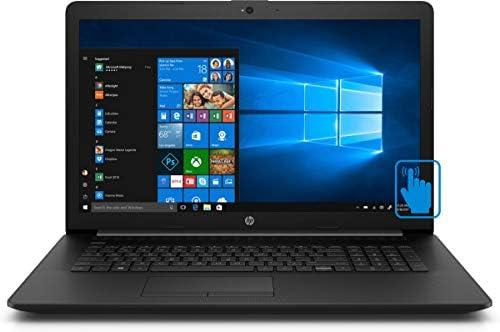"HP 17z Home and Entertainment Laptop (AMD Ryzen 5 3500U 4-Core, 32GB RAM, 1TB PCIe SSD + 1TB HDD, AMD Vega 8, 17.3"" Touch HD+ (1600x900), WiFi, Bluetooth, Webcam, 2xUSB 3.1, Win 10 Home) with Hub WeeklyReviewer"