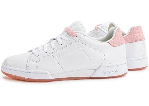 Reebok Mujeres Calzado / Zapatillas de deporte NPCII Ne Face Blanco