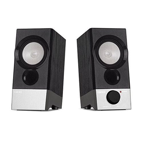 Edifier R19U Compact 2.0 Speakers Powered by USB Supports Windows 10 and Mac OS X 10.12 Sierra by Edifier (Image #4)