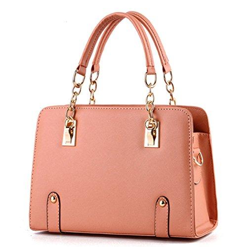 Bolsos de mano de las señoras de lujo del nuevo diseñador de las señoras Bolsos naranja