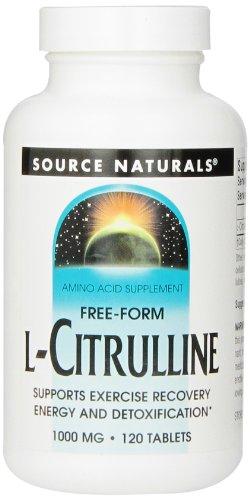 Source Naturals L-Citrulline