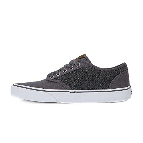 Vans M ATWOOD (CANVAS)CHARCOL Herren Sneaker Grau