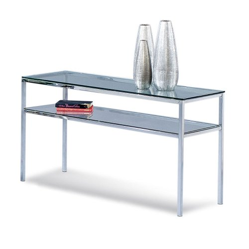 Patinoire Entertainment Console by Bassett Mirror Company