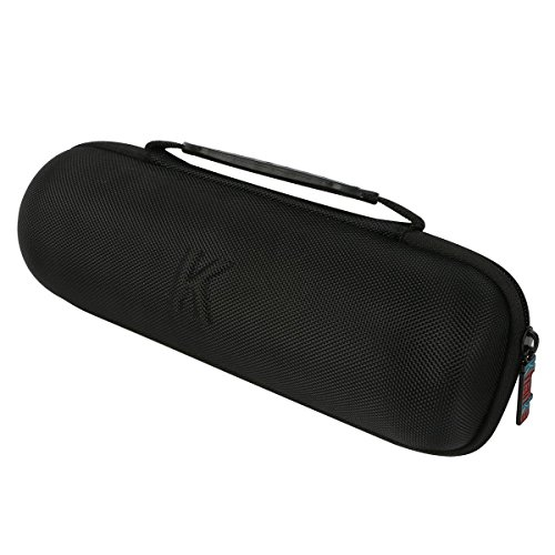 Khanka EVA Hard Case Travel Carrying Storage Bag for Ultimate Ears UE BOOM 2 Wireless Bluetooth Portable Speaker. Fits USB Cable and Wall Charger - (Boom Case)