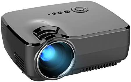 YMJJ Mini proyector LED 1080p Proyector portátil Compatible con ...