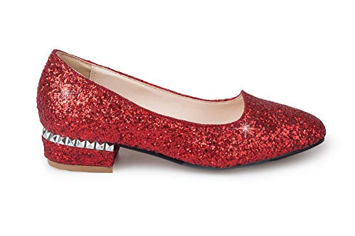 Sandales Femme Compensées AdeeSu Red SDC05797 gw0qF5
