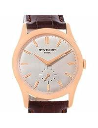 Patek Philippe Calatrava automatic-self-wind mens Watch 5196R (Certified Pre-owned)