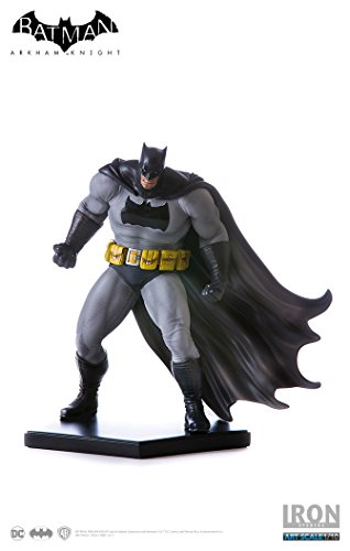 Batman Arkham Knight Statue 1/10 Batman DLC Series Dark Knight (Frank Miller) 18