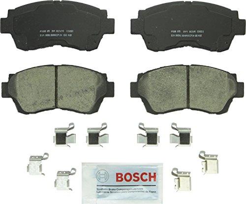 (Bosch BC476 QuietCast Premium Ceramic Front Disc Brake Pad Set)