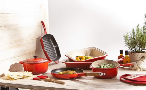 Save $61 on a Le Creuset enameled cast iron skillet