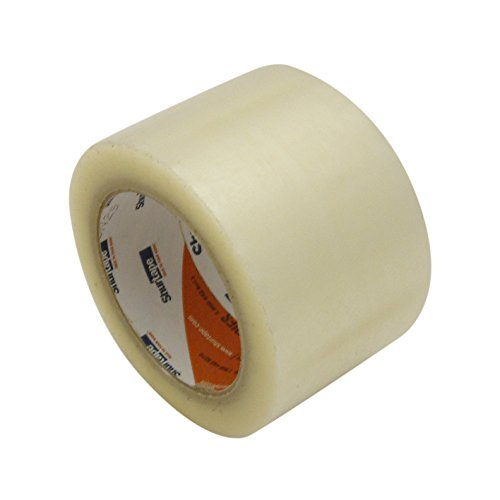 Shurtape HP-232 Cold Temperature Performance Packaging Tape: 3 in. x 110 yds. (Clear)