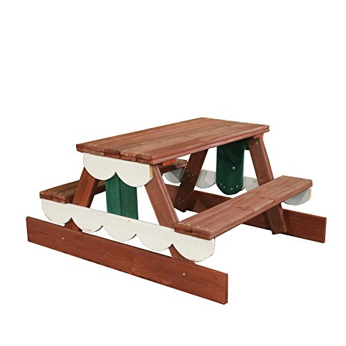 - Swing-N-Slide NE 4273 Picnic Table