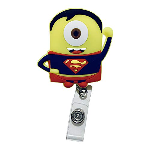 Swivels - Cartoon Retractable Badge Reel - Holder
