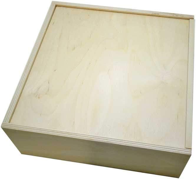 Kuchen Geschenkekiste zum selber bef/üllen Genussbox f/ür Torten