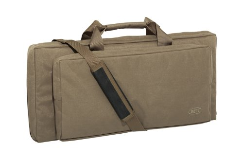 Boyt Tactical Ballistic Nylon Fabric Rectangular Rifle and Carbine Weapons Case Black