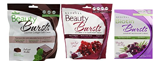 Neocell Laboratories Beauty Burst, Chocolate Mint, 60 Cou...