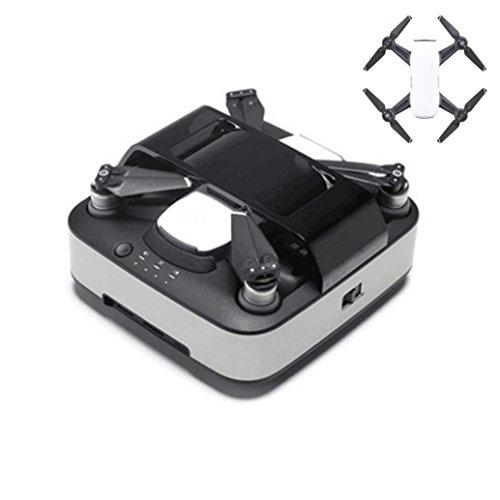 Inverlee 5000mAh Safe Intelligence Efficient Portable Charging Station For DJI Spark (Black) by Inverlee