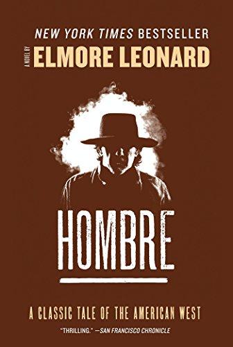 Hombre Novel Elmore Leonard ebook product image