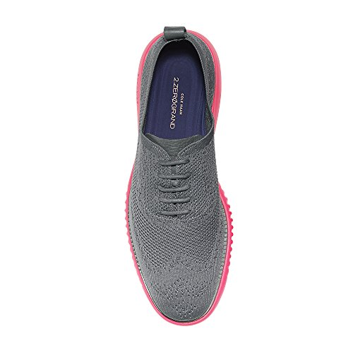 Cole Haan Mens 2,0 Zerogrand Stitchlite Oxford Magnet Knit-flash