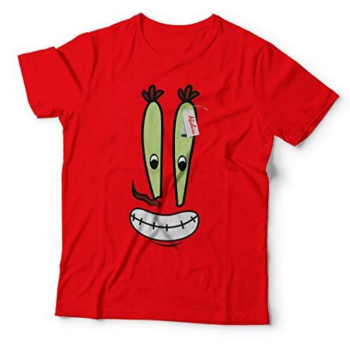 Krabs Costume Cartoon Face HalloweenPHSP35 Unisex T-shirt - Premium T-shirt - Hoodie - Sweater - Long Sleeve - Tank Top