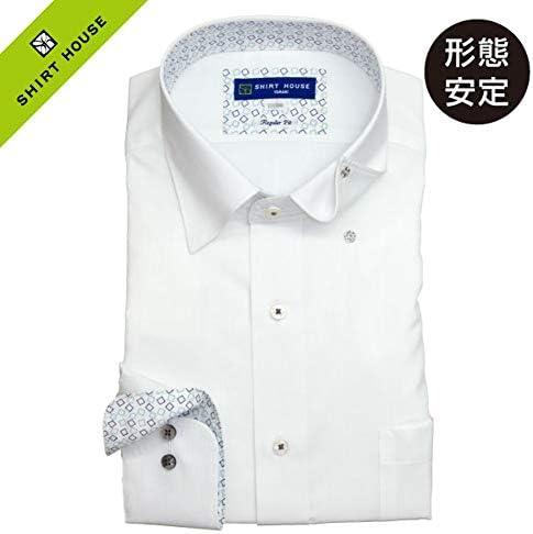 ワイシャツ 形態安定 加工 メンズ オフィスカジュアル|SHD532-201