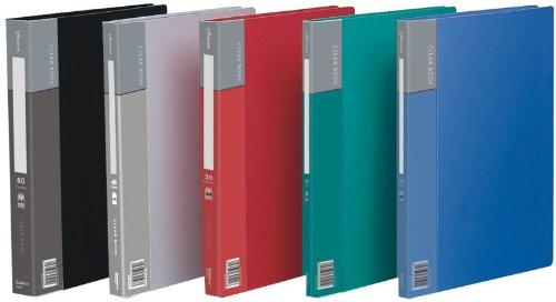 Portalistini Display Books formato A4 40 fogli colori assortiti Nino Srl