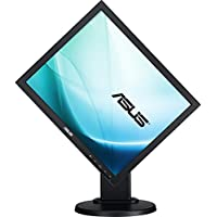 ASUS VB199T-P 19 LED LCD Monitor - 5:4 - 5 ms - 1280 x 1024 - 16.7 Million Colors - 250 Nit - 50,000,000:1 - SXGA - Speakers - DVI - VGA - Black