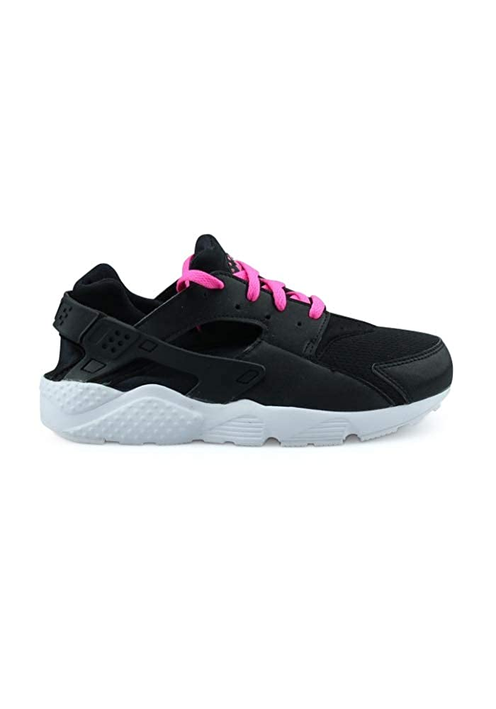 Nike APPAREL ガールズ B01IDLDZWW Black/White-pink Blast 13.5 M US