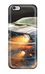 Iphone 6 Plus Case, Premium Protective Case With Awesome Look - Hot Rod